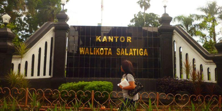 Kantor Walikota Salativa, Jawa Tengah.