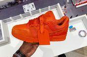 Sepatu Louis Vuitton Warna Terang Rancangan Virgil Abloh