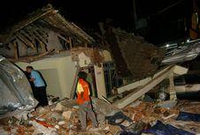 Kecelakaan di Bumiayu Brebes, Rem Diduga Blong, Sopir Truk Terluka Parah