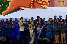 Festival New Year Concert, Bikin Penonton