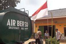 Kekeringan, Warga Pringsewu Lampung Mandi 3 Hari Sekali