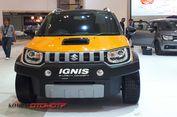 Suzuki Bikin Ignis Lebih 'Garang'