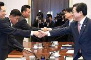 Dua Korea Tampil Bersama Pada Asian Games