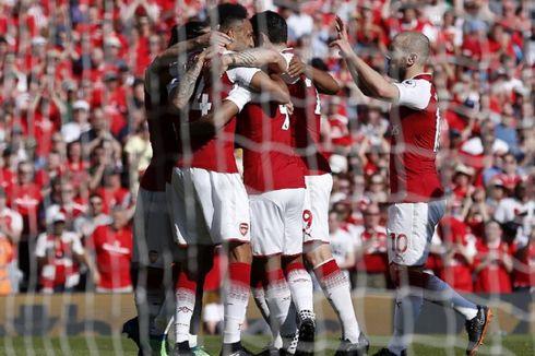 Hasil Liga Inggris, Perpisahan Manis Arsene Wenger di Stadion Emirates