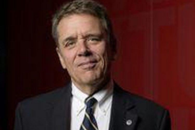 President of International Union of Architects (UIA) Thomas Vonier