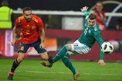 Jerman Vs Spanyol Berbagi Satu Angka