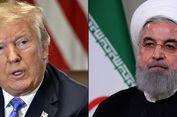 Trump: Meski Diminta, Saya Tak Berniat Menemui Presiden Iran