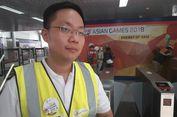 Diuji Coba Mulai Hari Ini, Kereta LRT Jakarta Melaju 40 km/jam