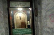 Pelaku Vandalisme di Masjid Ditangkap Saat Hendak Mengulang Aksinya