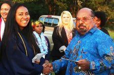 Kisah Mahasiswa Papua Lulus Magna Cum Laude dari Universitas di AS, Ingin Pulang Kampung hingga Bakar Batu di Oregon