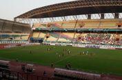 Babak Pertama, Timnas U-19 Indonesia dan Arab Saudi Berbalas Gol