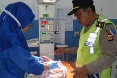Polisi yang Bantu Ibu Melahirkan di Tol Purbaleunyi Diberi Penghargaan