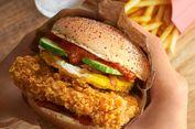 Setelah Singapura, Kini McDonald's Malaysia Sajikan Burger Nasi Lemak