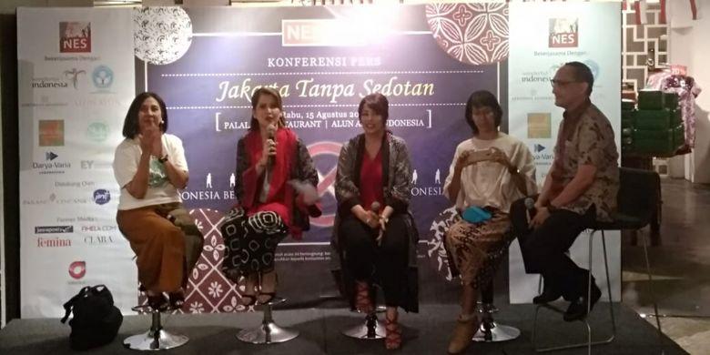 Siap-siap, Jakarta Tanpa Sedotan!