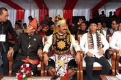 Bikin Jokowi-Prabowo Tertawa, Ini Alasan Romi Pakai Kostum Gatot Kaca