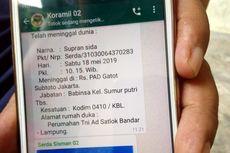 Hoaks Anggota TNI Meninggal karena Cacar Monyet dan Cerita di Baliknya