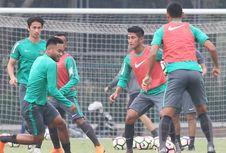Daftar 24 Pemain Timnas U-23 Indonesia yang Ikut TC di Bali