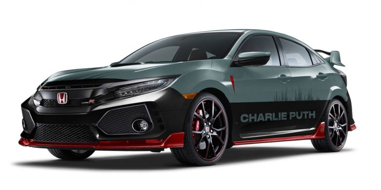 Modifikasi Civic Type R Dan Rebel Karya Charlie Puth Kompascom