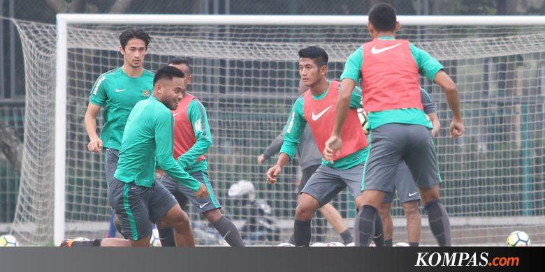 Daftar 24 Pemain Timnas U 23 Indonesia Yang Ikut TC Di