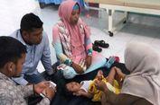 Setelah Terbaring 5 Tahun, Akhirnya Bocah Farazil Dibawa ke RS