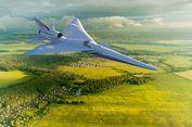 Super Cepat dan Senyap, NASA Siap uji Coba Pesawat Supersonik Terbaru