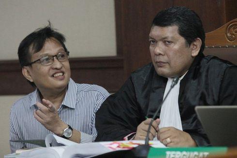 Penyuap Bupati Kepulauan Talaud Dituntut2 Tahun Penjara