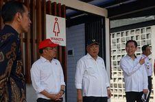 Tinjau Fasilitas Difabel, Kenapa Jokowi Tak Ajak Penyandang Disabilitas?