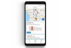 Update Google Maps Permudah Pantau Kereta dan Bus