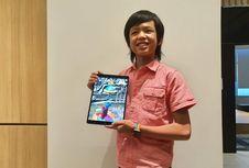 Setelah Bertemu CEO Apple, Programer Cilik Yuma Soerianto Ingin Bertemu Jokowi