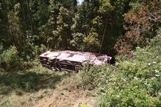 Korban Tewas Kecelakaan Bus SMK Karanganyar Bertambah Jadi 2 Orang