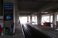KRL Kerap Tertahan Tiap Masuk Stasiun Manggarai, Ini Penjelasan PT KAI