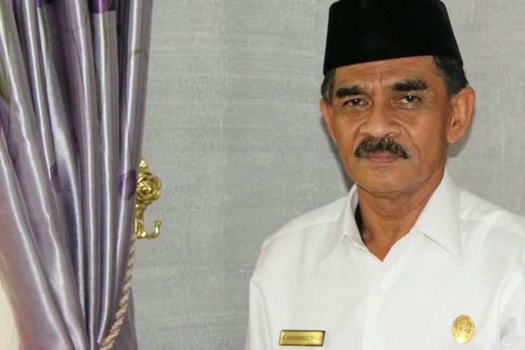 Bupati Aceh Utara H Muhammad Thaib, yang akrab disapa Cek Mad, mengimbau agar ceramah ustaz pada bulan sudi Ramadhan adalah ceramah yang menyejukkan, untuk menangkal radikalisme, Kamis (17/5/2018)