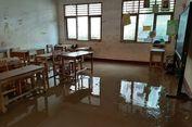 Banjir Bandang di Lebak, Ujian Kenaikan Kelas Ditunda Dua Hari