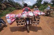 Gagal Diantar Ambulans, Jenazah Petani Ini Terpaksa Diikat di Motor