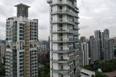 Harga Apartemen di Singapura Naik Tipis 0,1 Persen