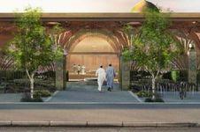 Masjid 'Eco' Pertama di Eropa Turut Dibiayai Muslim Indonesia