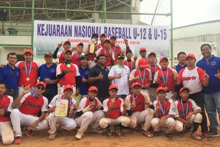 Tim Bisbol U15 DKI