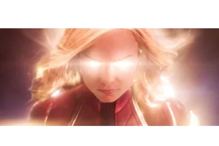 Film Captain Marvel akan rilis pada 9 Maret 2019. Rabu (19/9/2018).(9gag)  g