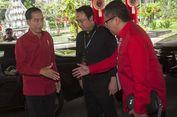 Canda dan Keriangan Jokowi Usai Diusung sebagai Capres