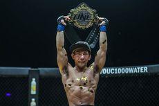 ONE Championship, Gelar Juara Dunia Strawweight Berpindah Tangan