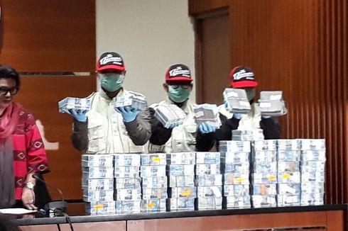 Uang Rp 2,8 Miliar dalam Pecahan Rp 50.000 Diduga Akan Dibagikan ke Warga Sultra