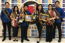 Mahasiswa UMN Lanjutkan Tradisi Gelar Juara