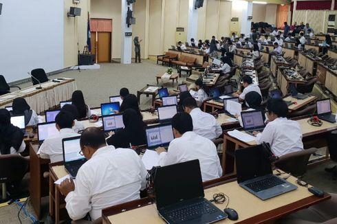 Oktober 2019, Pemerintah Buka Rekrutmen 100.000 CPNS