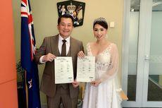 Femmy Permatasari Resmi Menikah Lagi di Selandia Baru
