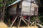Warga Nunukan Bangun Rumah untuk Maimunah yang Hidup Bersama 6 Anaknya
