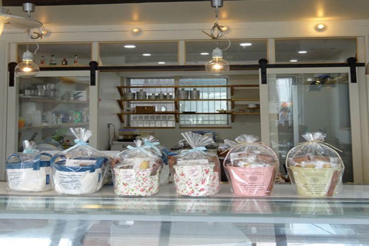 Toko diperbaharui pada Mei 2018, toko yang cantik dengan rasa alami
