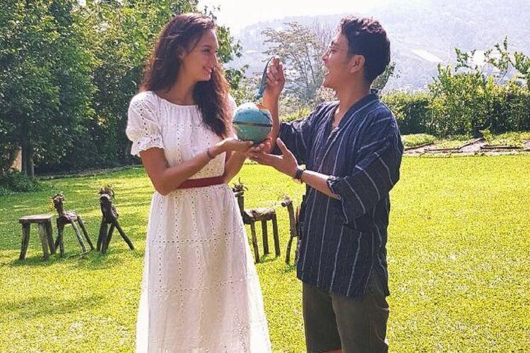 Sikap Dimas Anggara Ini Bikin Nadine Chandrawinata Jatuh Cinta
