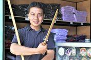 Arik, Guru Silat yang Sukses Bisnis Online Perlengkapan Bela Diri