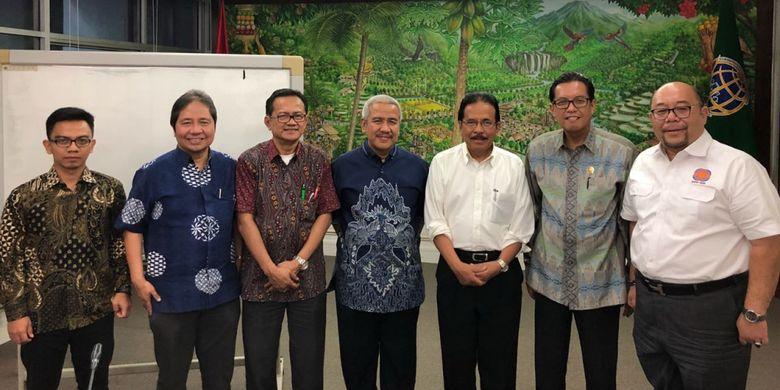 Persatuan Perusahaan Realestat Indonesia (REI) dan Kementerian Agraria dan Tata Ruang-Badan Pertanahan Nasional (ATR-BPN) sepakat mendesak pengesahan Rancangan Undang-Undang (RUU) Pertanahan oleh DPR-RI.
