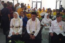 Diusung 6 Partai, Istri Dedi Mulyadi Mendaftar ke KPU untuk Pilkada Purwakarta